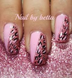 Tutorial Nicki Minaj Inspired Nails