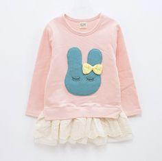 Bunny Tee and Skirt