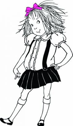 I fell in love with Eloise when she had a fit over sock wrinkles when she put her shoes on - I used to have the same fit when I was little