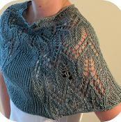 Yana's shawl - via @Craftsy free pattern