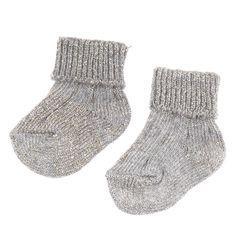 chaussettes-lurex-gris