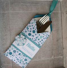 Bestecktaschen mit dem Envelope Punchboard
