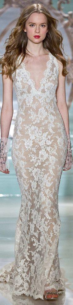 Reem Acra Collection Spring 2015