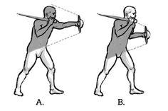 sword & buckler | Tumblr Fight Techniques, Historical European Martial Arts, Fighting Poses, Sword Fight, Larp, Arm Armor, Kendo, Medieval Art, Bushcraft