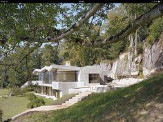 Villa sul Lago, Switzerland by Miller & Maranta