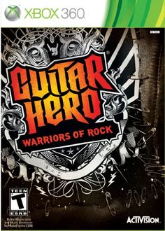 Guitar Hero Warriors of Rock StandAlone Software  Xbox 360 *** Click image for more details. Note:It is Affiliate Link to Amazon.
