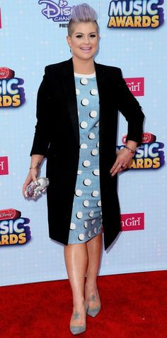 Kelly Osbourne at the 2015 Radio Disney Music Awards