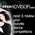 Dance Advisor - a cool site where you can read and review dance competitions - very interesting idea!