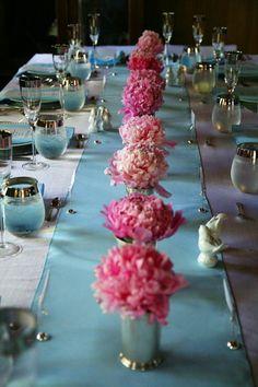 Peony Wedding Flowers for Outdoor Wedding, Brides Bouquet, Ceremony Flowers Peonies Wedding Centerpieces, Peonies Centerpiece, Wedding Decorations, Bride Bouquets, Flower Bouquet Wedding, Bridesmaid Bouquets, Flower Bouquets, Modern Wedding Flowers, Wedding Reception Tables