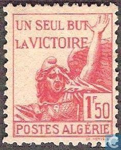 Algeria - Victory 1943