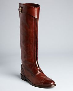 Burberry Riding Boots...possibly the most beautiful boots ever