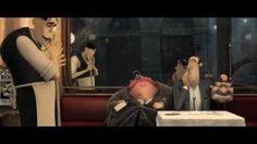 FRENCH ROAST - Oscar 2010 - Curta de Animação - Short Animation
