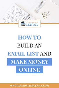 Email marketing is a great way to build a tribe and make money online. Here are the 4 key phases of building an email list. Want To Get A FREE BOOK? This Is The Best Book For People Looking To Grow Their Influence & Tribe Online! Email Marketing Lists, Affiliate Marketing, Online Marketing, Digital Marketing, Business Advice, Online Business, Make Money Online, How To Make Money, Core Curriculum