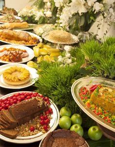 Ceia Tropical da Neka Gastronomias