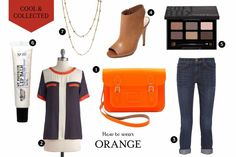 Color of the Moment: Orange | #SouthernStyle | SouthernLiving.com