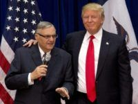 President Donald Trump all but announced a pardon of convicted Maricopa County Sheriff Joe Arpaio at his Tuesday night rally in Phoenix, AZ.