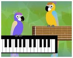 Website has lots of music and ear training games to make you/your student a…