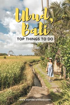 ubud bali itinerary | things to do in ubud bali map included | ubud to airport cost | bali getting around | things to do in ubud at night | ubud bali things to do | ubud waterfall Places To Travel, Travel Destinations, Places To Go, Bali Travel, Travel Usa, Travel Guide, Travel Advise, Travel Ideas, Travel Pictures