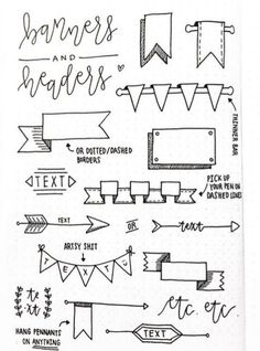 doodles, journaling, and planner image