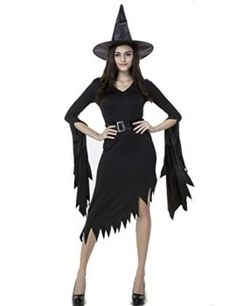 Witch Costume for Women - Halloween Adult Sexy Fancy Spellbound Witch Costume | Pinterest | Women halloween Witch costumes and Witches  sc 1 st  Pinterest & Witch Costume for Women - Halloween Adult Sexy Fancy Spellbound ...