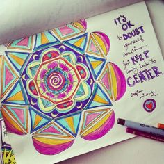 How To Draw Mandalas (And Why You Want To)