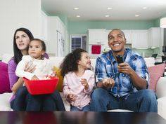 A quiet family night at home can be an excellent way to recharge in the midst of a busy holiday season and avoid meltdowns for kids and adults alike.