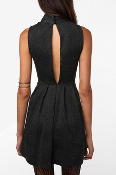 Coincidence & Chance Lace Knit Dress  #UrbanOutfitters