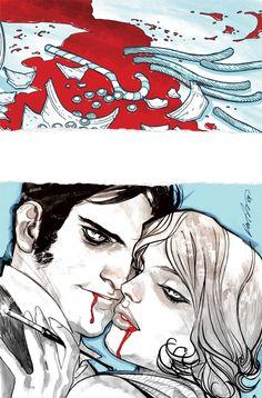 Rafael Albuquerque  American Vampire