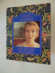 gebrauchtes Buch – Jane Austen – Die sechs Romane, 6 Bände, komplett (6 BÜCHER)