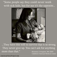 Neonatal and Pediatric Nurses