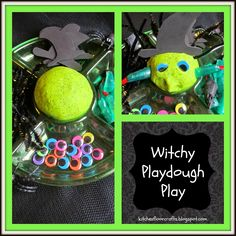 """We had so much fun with our Room on the Broom post that we decided to continue our witchy themed fun. We found a pack of """"witch fingers"""" wh. Eyfs Activities, Creative Activities, Book Activities, Halloween Themes, Halloween Crafts, Preschool Halloween, Halloween Witches, Halloween Activities, Preschool Crafts"""