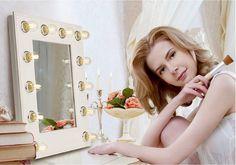 Den perfekta sminkspegeln med lampor 😍 #adlink