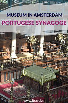 In het Joods Cultureel Kwartier staat de Portugese Synagoge. Deze synagoge is nog altijd in gebruik. Je bent hier, behalve op zaterdag (sjabbat) en bepaalde feestdagen, van harte welkom. Meer over de Portugese Synagoge in Amsterdam lees je hier. Lees je mee? #portugesesynagoge #amsterdam #museum #museumkaart #jtravel #jtravelblog