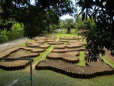 Q Arte!: Horta Mandala