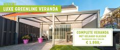 Tuinmani | Bestrating, schuttingen, veranda's blokhutten en meer tuinmaterialen