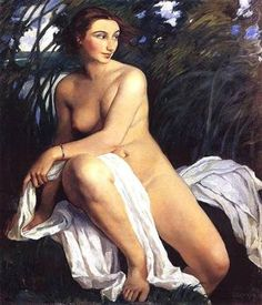 The Bather, 1911