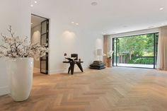 home designs ideas Home Room Design, Home Interior Design, Interior Architecture, Living Room Designs, Interior And Exterior, House Design, Home Living Room, Living Room Decor, My Dream Home