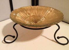 Λιωμένο γυαλί πιάτων από ChamblessArtGlass στο Etsy