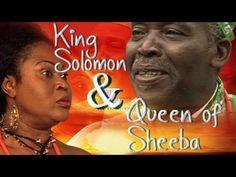 King Solomon & the Queen of Sheba - Nigerian Nollywood Movie #ElegunTyE