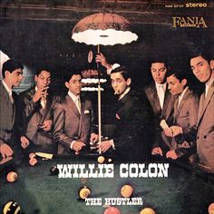 """Willie Colón Y Hector Lavoe - Eso Se Baila Asi - From the album """"The Hustler"""" Some classic Boogaloo for the Latin soul… Nuyorican style… Spanish Music, Latin Music, Music Songs, Sound Of Music, Good Music, Puerto Rican Music, Willie Colon, Musica Salsa, Salsa Music"""