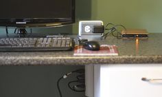 Hate Ugly-Looking Power Strips? Make This Sleek DIY Power Outlet Box for Your Desktop « Construction & Repair