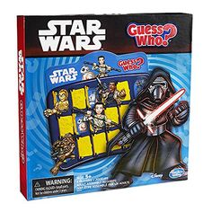 Guess Who Star Wars Edition Game | Star Wars Shop