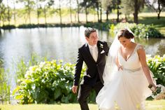 Kathryn and Chris' Beautiful Wedding in Windsor (and Parramatta)