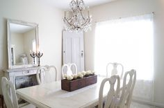 Decorating With Architectural Salvage Adding Vintage ,farmhouse style.    SAVED BY WENDY SIMMONS