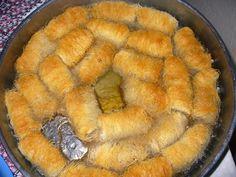 Olga's cuisine...και καλή σας όρεξη!!!: γλυκά σιροπιαστά