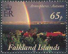 Stamp: Autumn (Falkland Islands) (Four Seasons) Mi:FK 1096,Sg:FK 1155