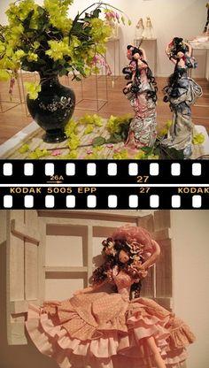 Anastasia Kovtonyuk boutique Tekstileri: Seleção fresca da linda boneca coreana