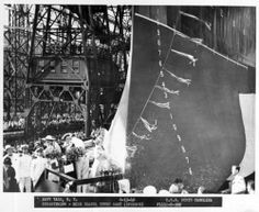 N-85-5-14 |  Christening of the USS North Carolina June 13 1940   Flickr - Photo Sharing!