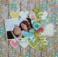 A Project by seppa from our Scrapbooking Gallery originally submitted 03/11/13 at 09:23 AM