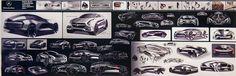 Mercedes-Benz Design DNA Panel by Zofia Suta